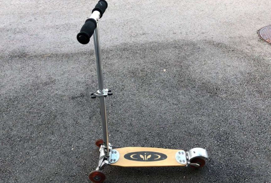 Trottinette électrique kickboard - 4