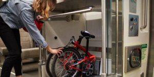 Fonctionnement d'un vélo pliant - image