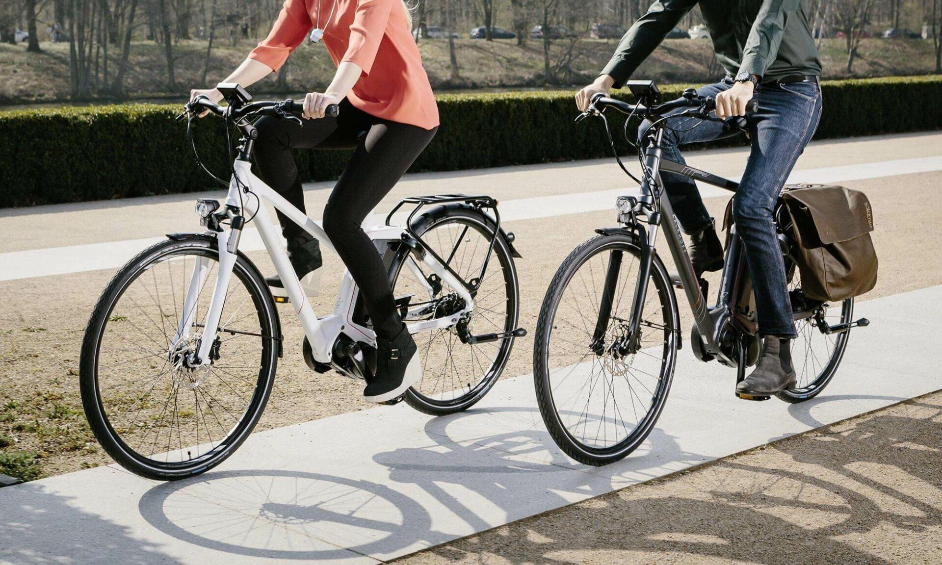 Vélo électrique pas cher - image