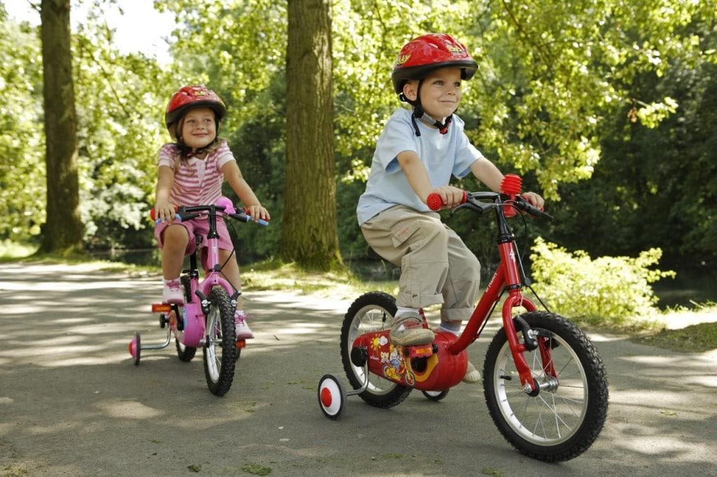 Vélo enfant 5 ans - image