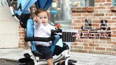 Vélo bébé - image