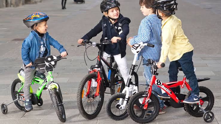 Vélo enfant DINO BIKES - image