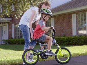 Conseils de réglage d'un vélo enfant