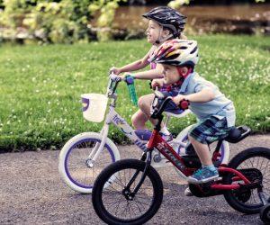 Comment entretenir un vélo enfant