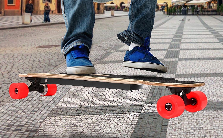 Laiozyen Longboard Électrique