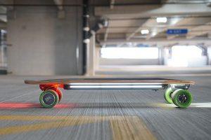 Skateboard électrique-est-il possible de monter des pentes