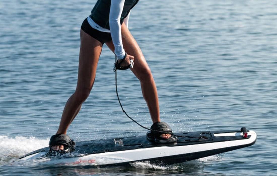 Surf électrique