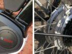 moteur pédalier ou moteur roue