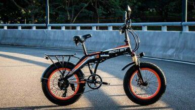 vélo électrique Rich Bit
